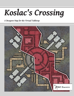 Koslac's Crossing on DriveThruRPG