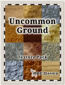 Uncommon Ground on DriveThruRPG